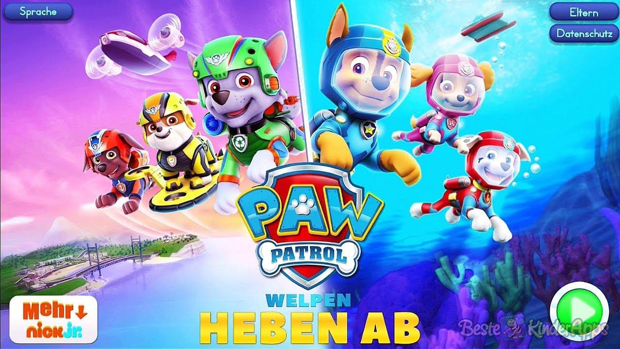 Paw Patrol Spiele