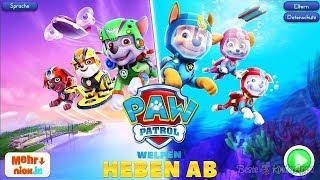 Paw Patrol deutsch 🐾 Welpen heben ab 🐾 Nickelodeon Spiel App für Kinder