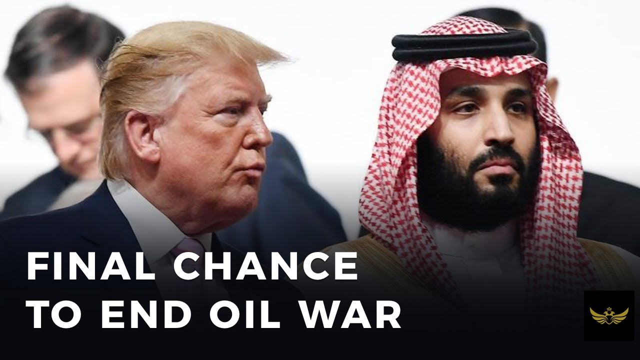 MbS given final chance to end oil war