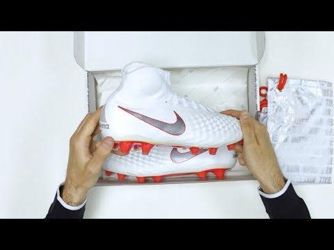 UNBOXING: Nike Magista Obra II ELITE JUST DO IT PACK - Las botas Nike de Mundial de Rusia 2018