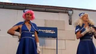 Franken Wings: Bord- und Bodenpersonal stellen sich vor
