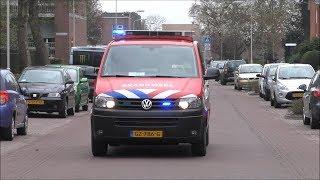 Prio 1 18-8132 18-9494 Gebouwbrand woning Arkelse Onderweg Gorinchem