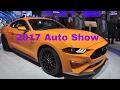 2017 New York Autoshow