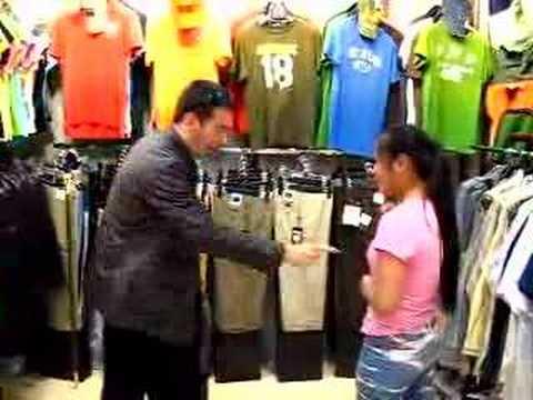 Shanghai bargain skills