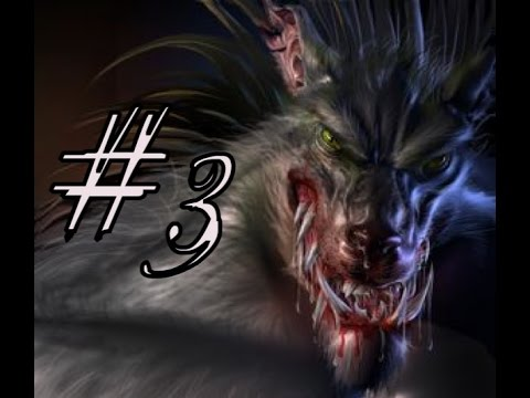 Project Altered Beast - walkthrough stage #3: forest
