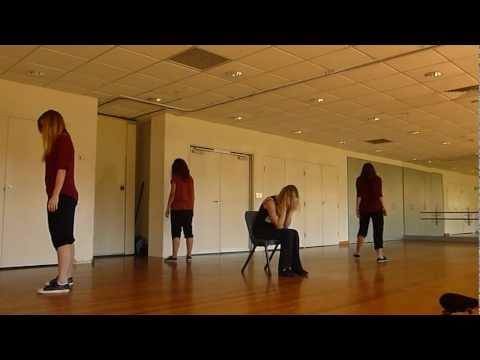 Anti-bullying dance