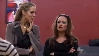 Elizabeth Berkley & Val Chmerkovskiy - Team Dance