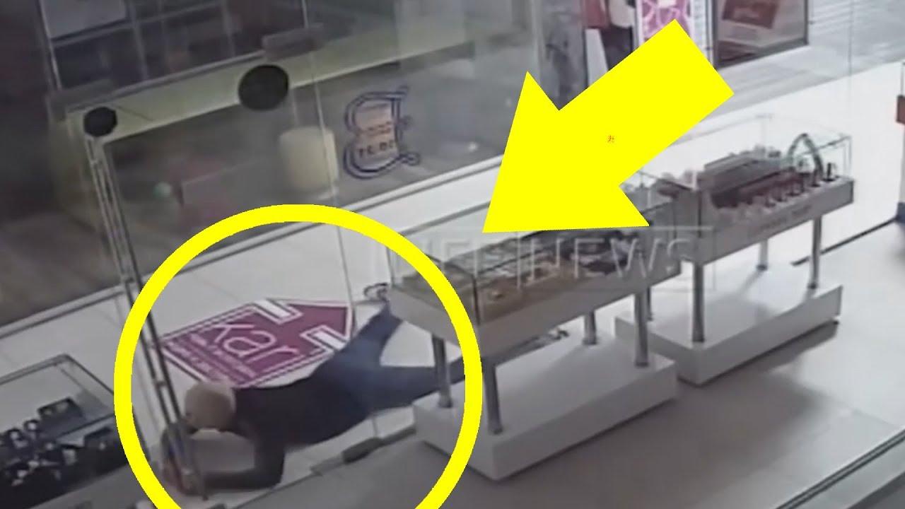 Скрытая видиокамера у супермаркети прыколы