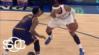 Stephen A. Smith says Knicks fans should cheer Carmelo Anthony in his return | SportsCenter | ESPN