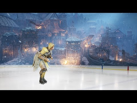 For Honor on ice