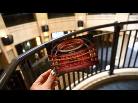DOLBY THEATRE  hollywood GUIDED TOUR