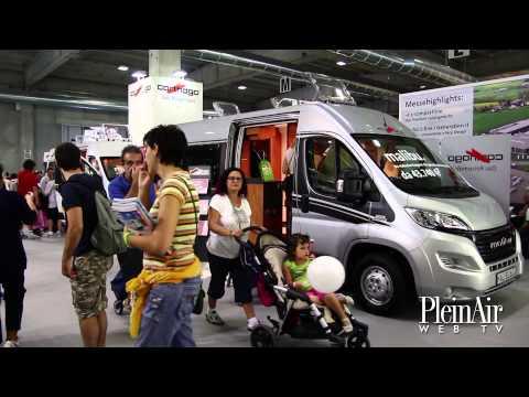 Salone del Camper 2014 – Carthago Malibu