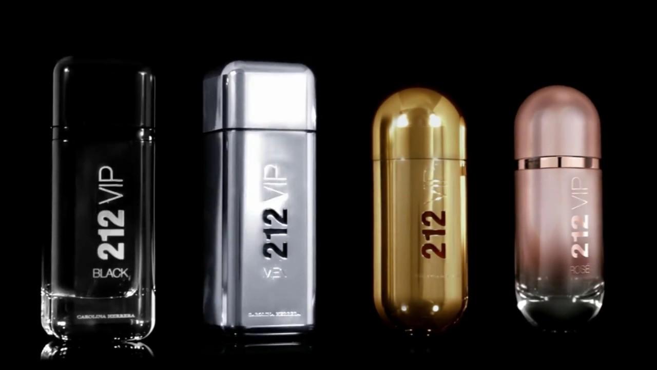 Carolina Spot Herrera V2 212 Publicidad Vip De Ad Comercial Anuncio Perfumes 2017 htQsrd
