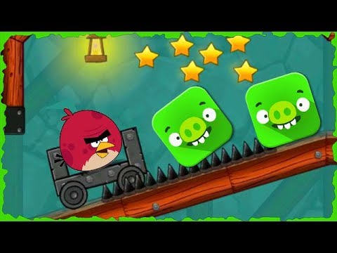 Terence Angry Birds In Red Ball 4 INTO The Cave Mobile Game