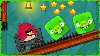 Terence Angry Birds In Red Ball 4 INTO The Cave Mobile Game Walkthrough