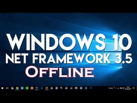 Offline Installer for  NET Framework 3 5 - Myhiton