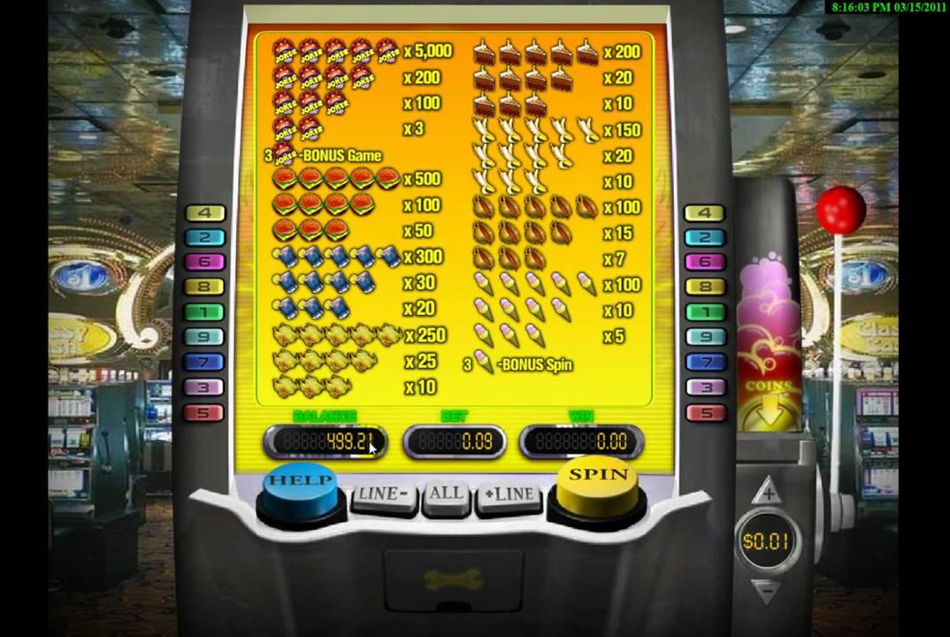 the last casino trailer Slot