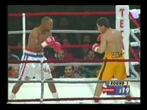 Boxeo - Boxing. Julio César Chávez vs. Buck Smith.
