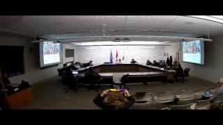 Town of Drumheller Regular Council Meeting of November 28, 2016