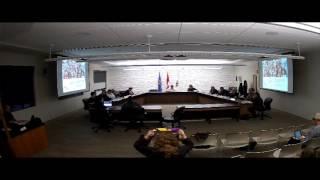 Town of Drumheller Regular Council Meeting of November 28, 2016