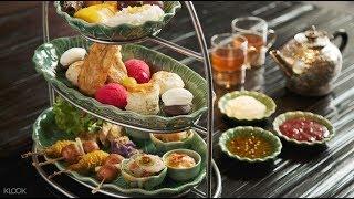 Review of Erawan Tea Room in Grand Hyatt Erawan Hotel in Bangkok