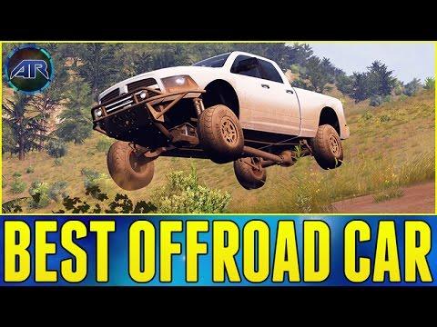 Best Off Roading Car In Forza Horizon