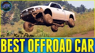 Forza Horizon 2 : BEST OFFROAD CAR!!! (How To Make An Offroad Car in Forza Horizon 2)