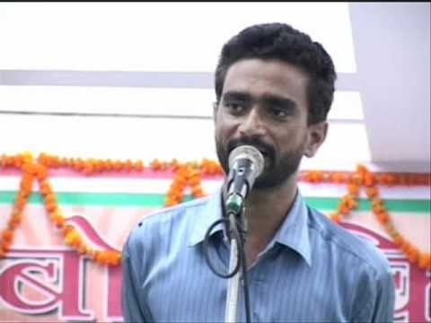 Hit Mushaira In Lucknow   Hindi Mushaira Video   Anil Baujhad   अनिल बौझाड़   Bismillah