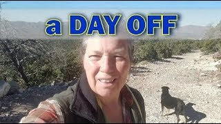 Cedro Peak Hiking, GeoCaching & Rte. 66 Sings to Me in Albuquerque thumbnail