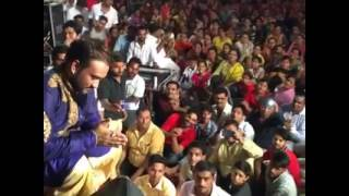 master saleem live performance at sri karanpur jagran