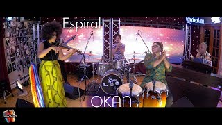OKAN performs Espiral