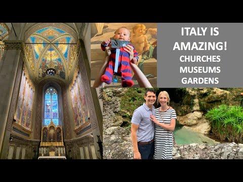 Churches, Vatican Museum, and Vatican Gardens Highlights