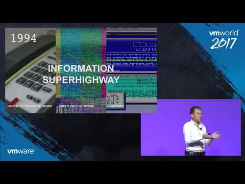 VMworld 2017 US NET1821BU - The Future of Networking and Security with NSX-T