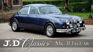 Jaguar Mk 2 4.0 - JD Classics