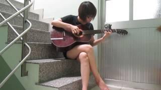 Dấu mưa - Trung Quân - Guitar solo - Diem Huynh