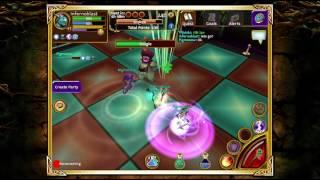 Arcane Legends Gameplay Part 2 Boogie's Mansion PC Gameplay