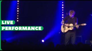 Ed Sheeran - Don't (Live at Paddington Town Hall for iHeart Radio)