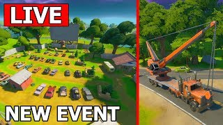 Gambar cover RISKY REELS *LIVE* EVENT COMING! FORTNITE NEW UPDATE MAP CHANGES!