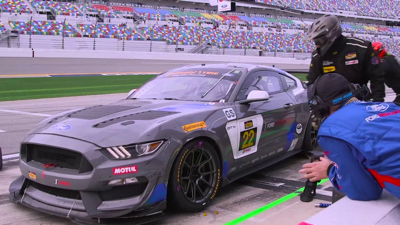 All Access: Ford Development drivers at Rolex 24 weekend