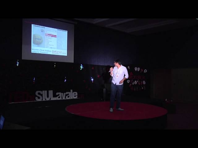 Healthifying India   Tushar vashisht   TEDxSIULavale - YouTube
