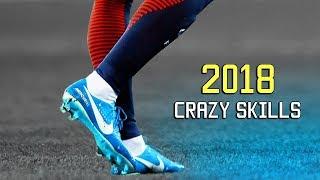 Crazy Football Skills 2018/2019 - Skills Mix -HD