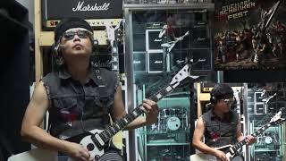 Cover:Michael Schenker Fest/Sleeping with the light on