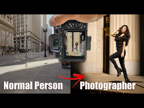 Download What a Normal person sees VS what a Photographer sees