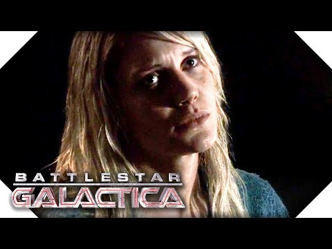 Battlestar Galactica | Starbuck Is Captured By The Cylons