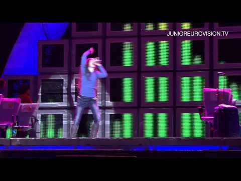 Dalita - Welcome To Armenia (Armenia) - 1st Rehearsal Junior Eurovision Song Contest 2011 Yerevan