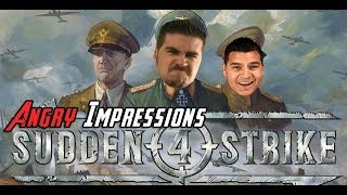 Sudden Strike 4 - Angry Impressions