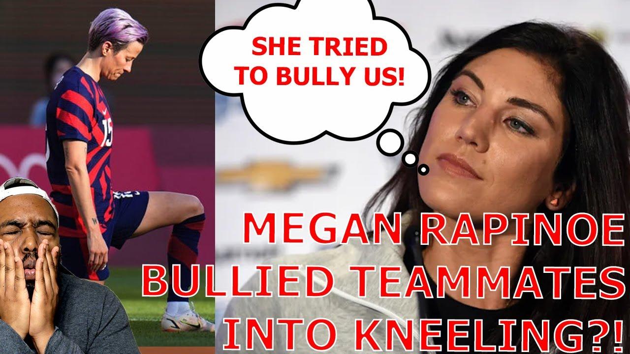Hope Solo says she saw Megan Rapinoe 'bully' players into ...