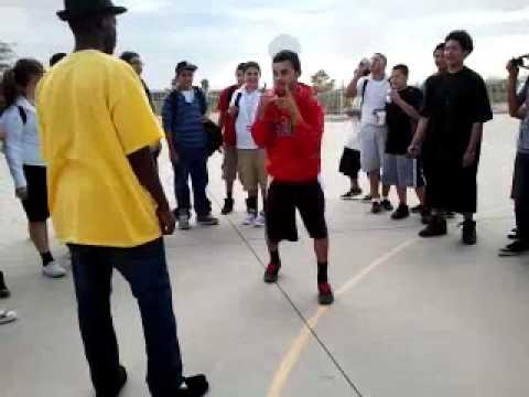 Challenger Middle School Dance Off