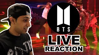 BTS - IDOL Live at the Tonight Show with Jimmy Fallon   REACTION!