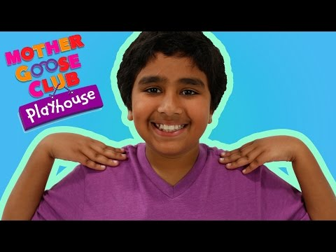 Clap Your Hands | Mother Goose Club Playhouse Kids Video